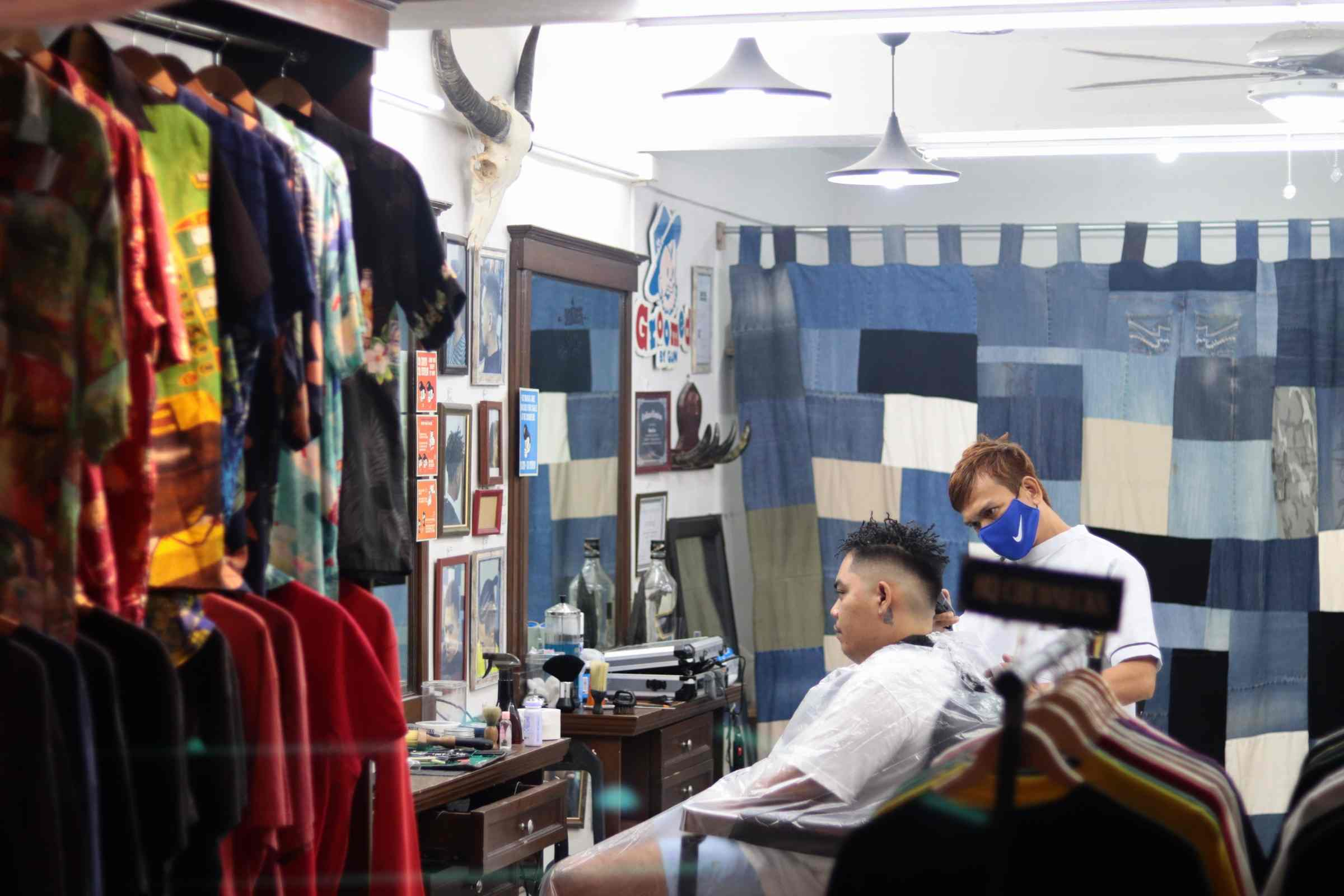 barbershops in pampanga