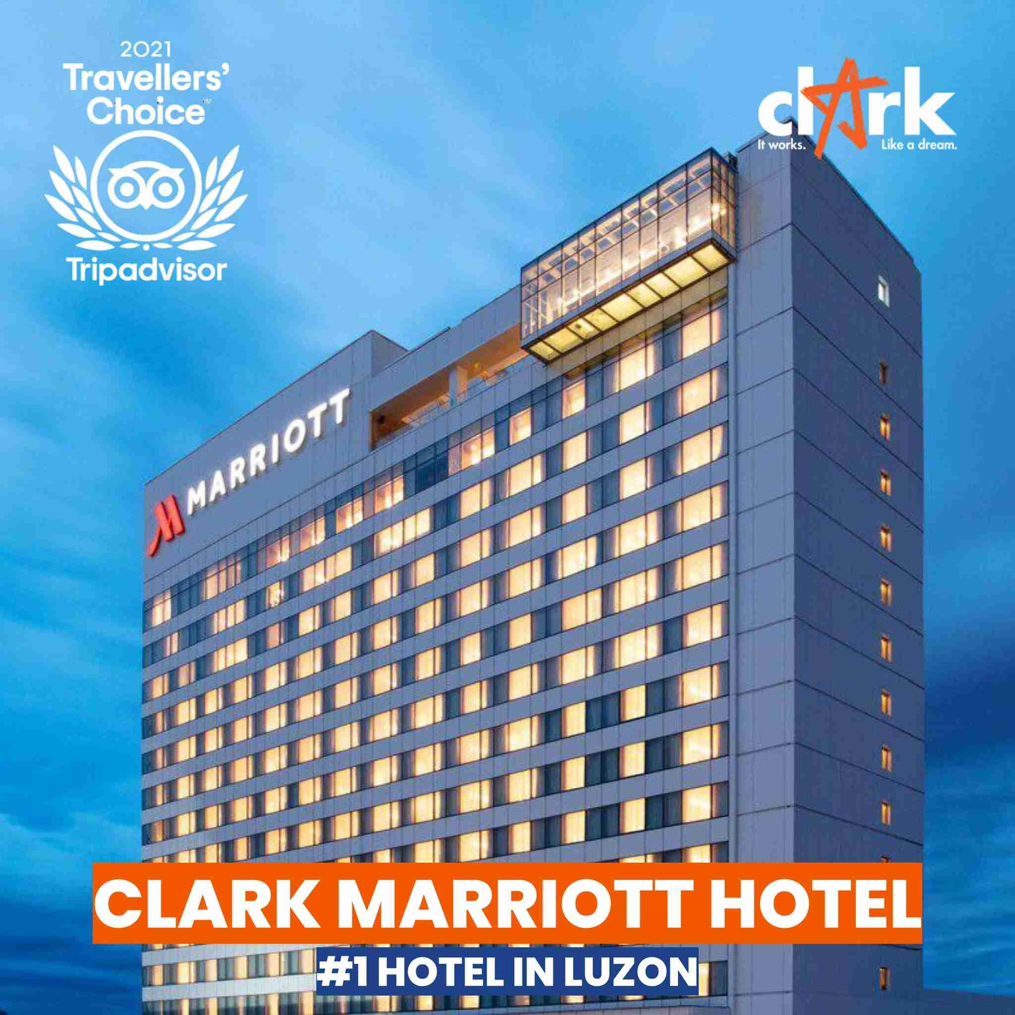 marriott hotel clark