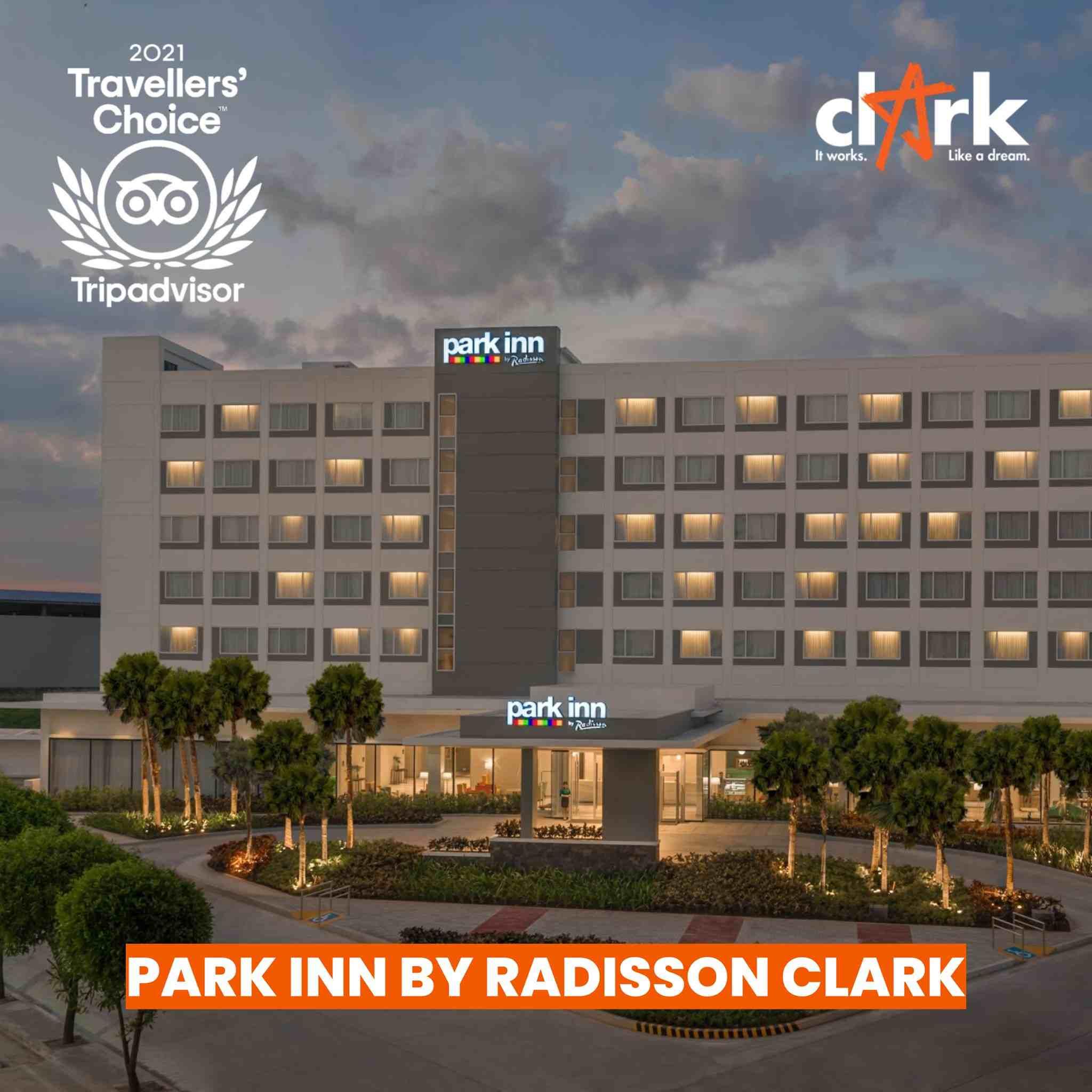 park inn clark