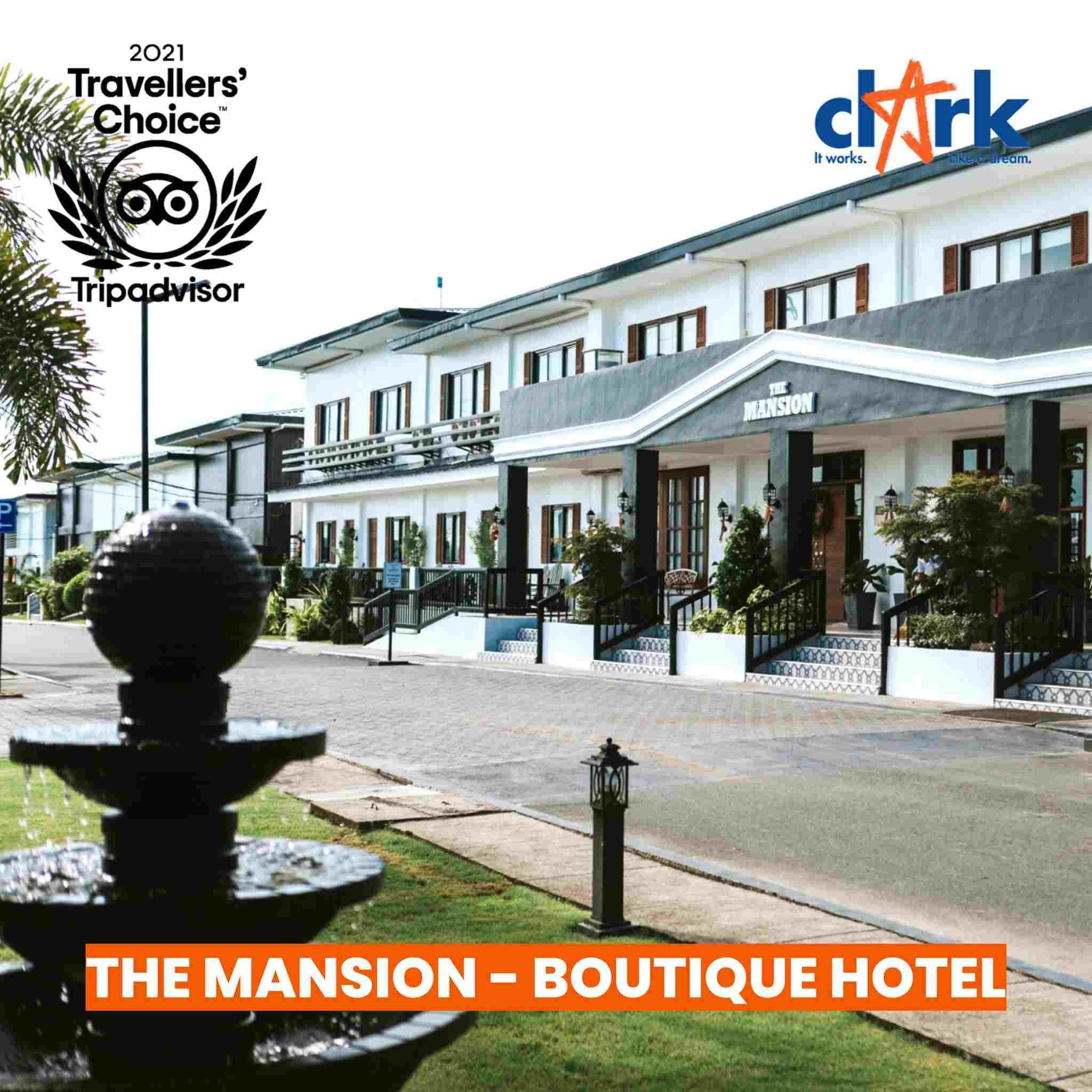 the mansion clark